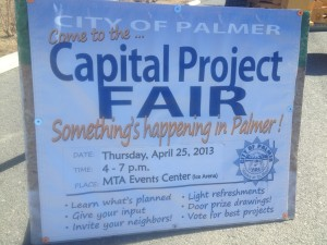 Capital Project Fair