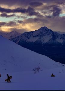 Pioneer Peak from Hatcher Pass