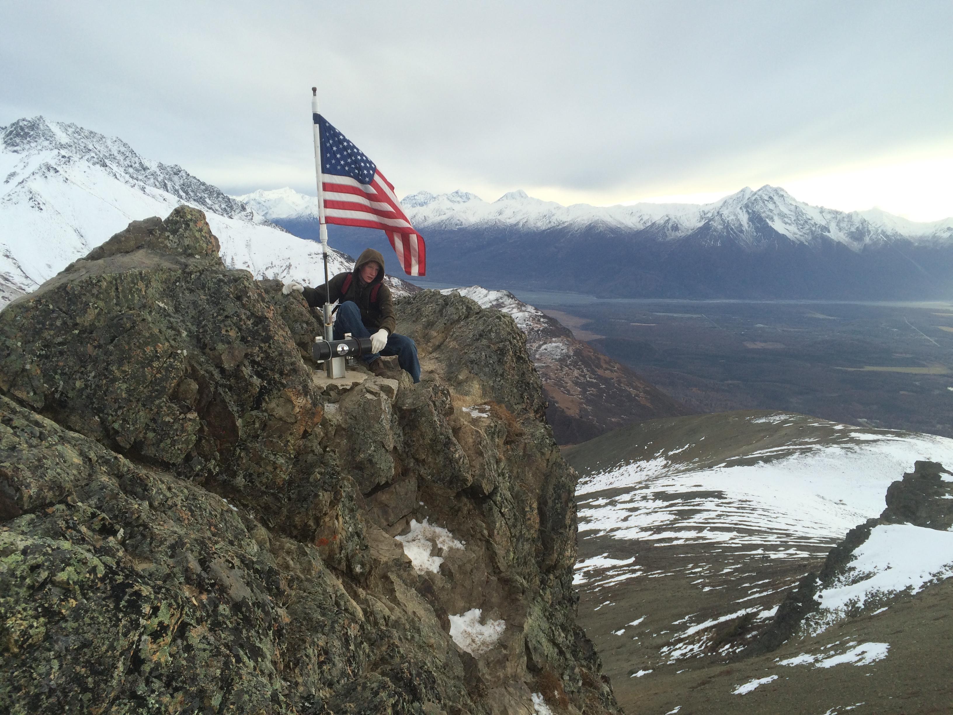 Climbing Lazy Mountain-Alaska - YouTube |Lazy Mountain Trail